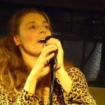 Solveig in Bethany's Jazz club 21 January