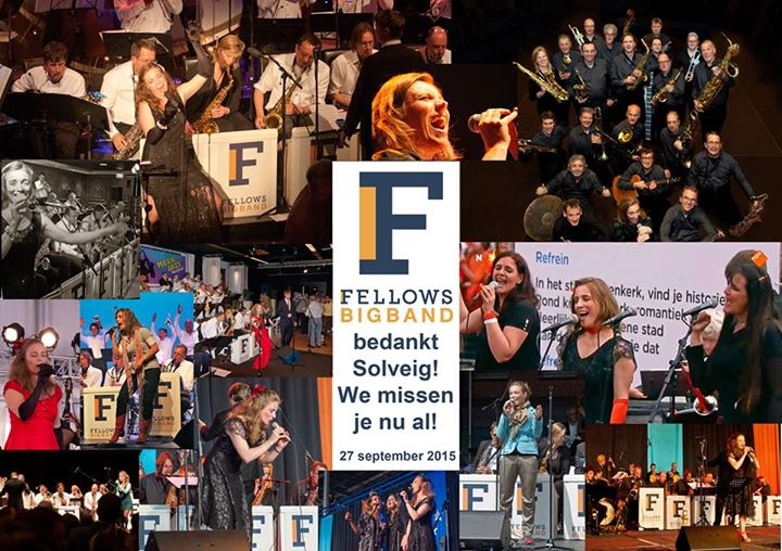 Pictures form different concert with The Fellows Bigband. I had the best of times. Thank you!